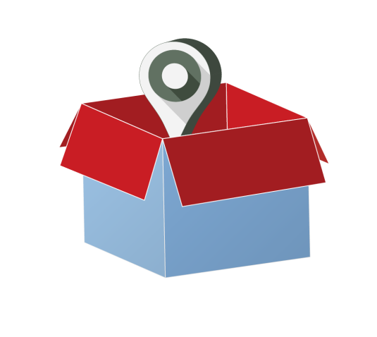 MapGive in a box home page