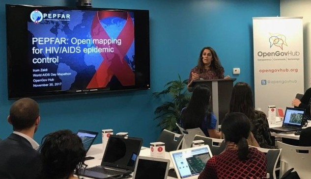 Engaging New Audiences to Support PEPFAR's Open Mapping Efforts