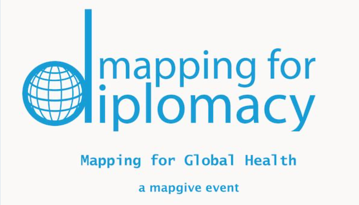 MapGive held the second annual Mapping for Diplomacy event in partnership with the National Museum for American Diplomacy to host a virtual mapathon focused on Mapping for Global Health