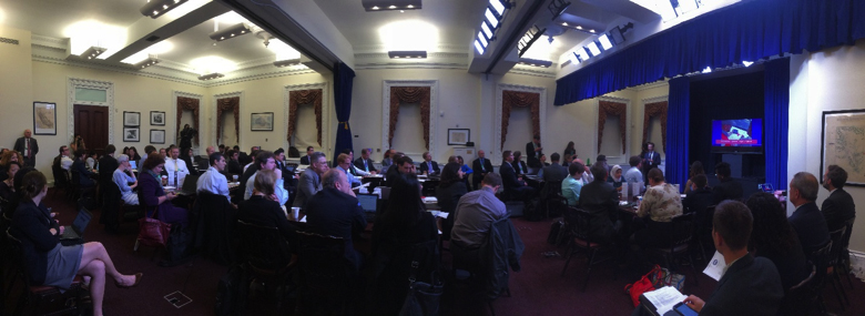 Citizen Cartographers Unite: Report from the first White House Mapathon
